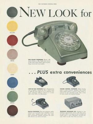 phone colors ad