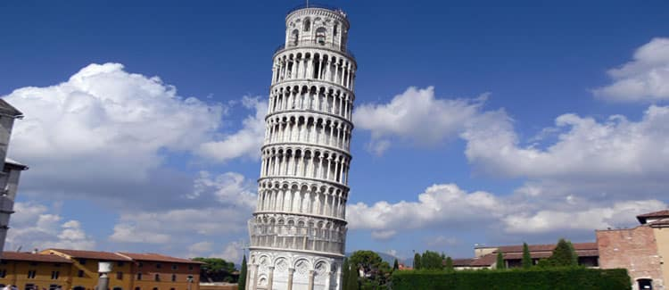Italic Tower of Pisa