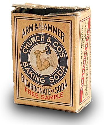 Early Arm & Hammer box