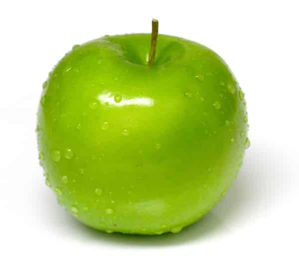 Granny Smith color of Pantone Greenery