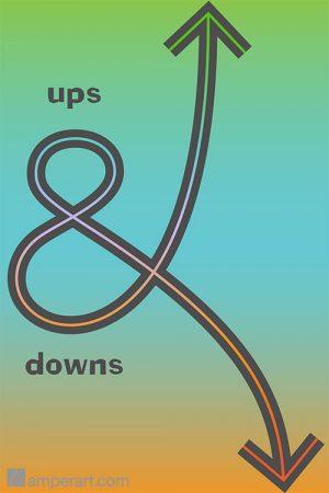 #102 Ups & Downs