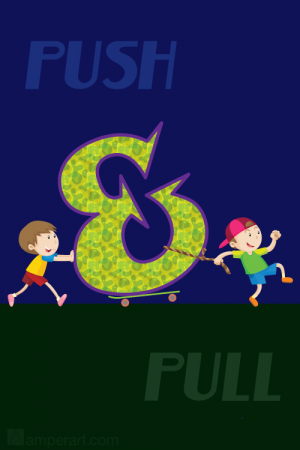 #122 Push & Pull