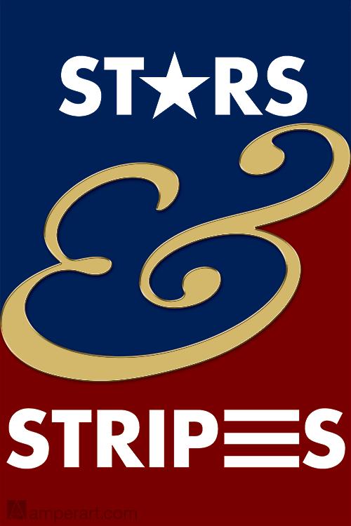 #46 Stars & Stripes