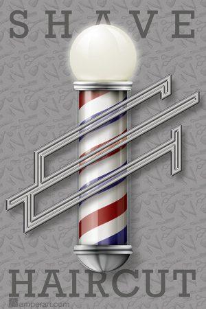 #62 Shave & Haircut