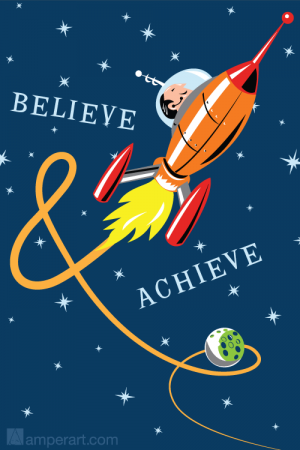 #80 Believe & Achieve