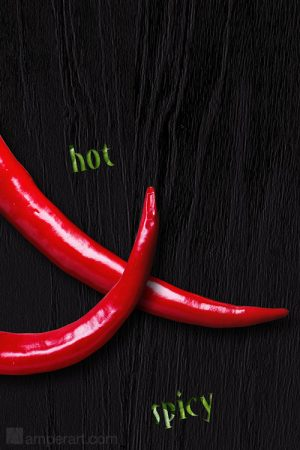 #91 Hot & Spicy