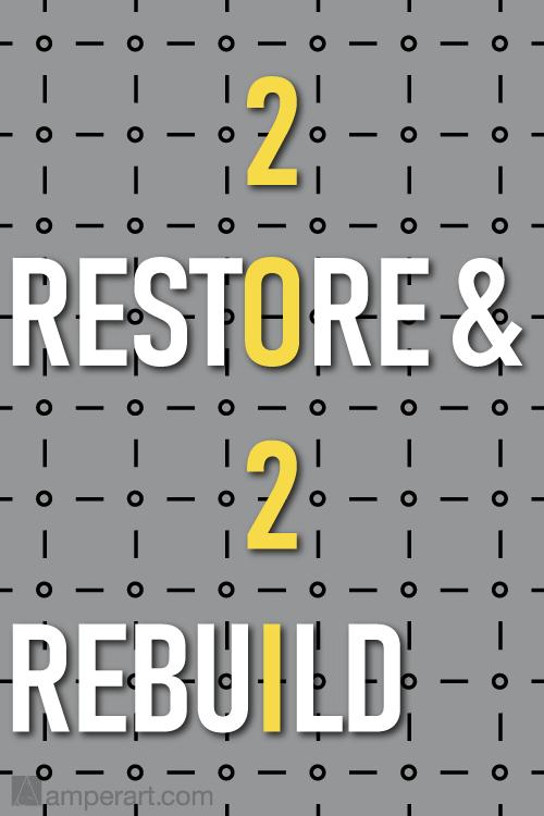 #167 Restore & Rebuild